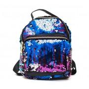 Рюкзак Shining 1544 синий фиолетовый