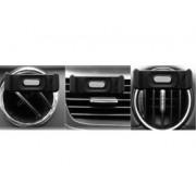 Автомобильный держатель в дефлектор для автомобиля (чёрный)
