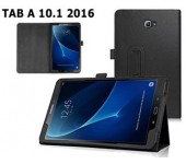 Чехол книжка для планшета Samsung Galaxy Tab A 10.1 SM-T585, SM-T580 (Черный)