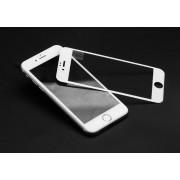 Защитное 3D 5D стекло для iPhone 6/6S 3D Glass Screen Protector (Белый)