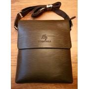 Деловая мужская сумка планшет M для планшета, документов (коричневый)