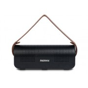 Аудиоколонка колонка Remax Music Box RB H1 Speaker, Power Bank 8800 мАч (Черная)