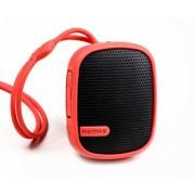 Портативная аудиоколонка колонка Remax RM-X2 Mini Speaker (Красная)