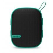 Портативная аудиоколонка колонка Remax Music RB X2 Speaker (Зеленая)