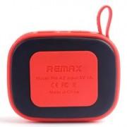 Портативная аудиоколонка колонка Remax Music RB X2 Speaker (Красная)