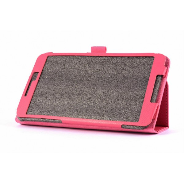 Чехол книжка для планшета Asus Fonepad 8 FE380CG (Красный)