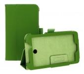 Чехол книжка для планшета ASUS Fonepad 7 FE375CXG (Зеленый)