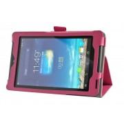 Чехол книжка для планшета Asus Fonepad 7 ME372CG, ME372CL (Малиновый)