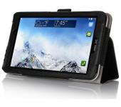 Чехол книжка для планшета Asus MeMO Pad 7 ME170C, ME170CG (Черный)