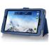 Чехол книжка для планшета ASUS Fonepad 7 FE170C, FE170CG, ME170 (Синий)