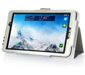 Чехол книжка для планшета ASUS Fonepad 7 FE170C, FE170CG, ME170 (Белый)
