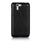 Чехол книжка SlimFit для планшета Asus PadFone S X (Черный)