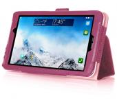Чехол книжка для планшета ASUS Fonepad 7 FE375CXG (Фиолетовый)