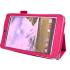 Чехол книжка для планшета ASUS Fonepad 7 FE375CXG (Малиновый)
