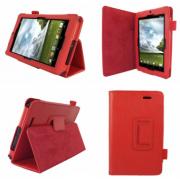 Чехол книжка для планшета Asus MeMO Pad ME172V (Красный)