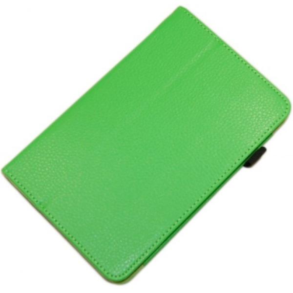 Чехол книжка для планшета Asus MeMO Pad ME172V (Зеленый)