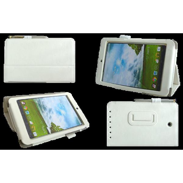 Чехол книжка для планшета Asus MeMO Pad HD 7 ME173X (Белый)