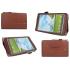 Чехол книжка для планшета Asus MeMO Pad HD 7 ME173X (Коричневый)