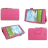 Чехол книжка для планшета Asus MeMO Pad HD 7 ME173X (Малиновый)