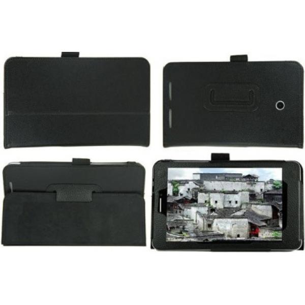 Чехол книжка для планшета ASUS Fonepad 7 ME175CG, ME175KG (Черный)