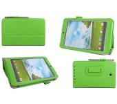 Чехол книжка для планшета ASUS Fonepad 7 ME175CG, ME175KG (Зеленый)