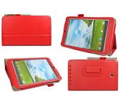 Чехол книжка для планшета ASUS Fonepad 7 ME175CG, ME175KG (Красный)
