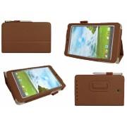 Чехол книжка для планшета ASUS Fonepad 7 ME175CG, ME175KG (Коричневый)