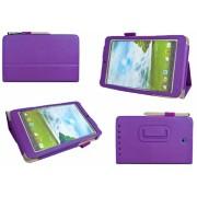 Чехол книжка для планшета ASUS Fonepad 7 ME175CG, ME175KG (Фиолетовый)