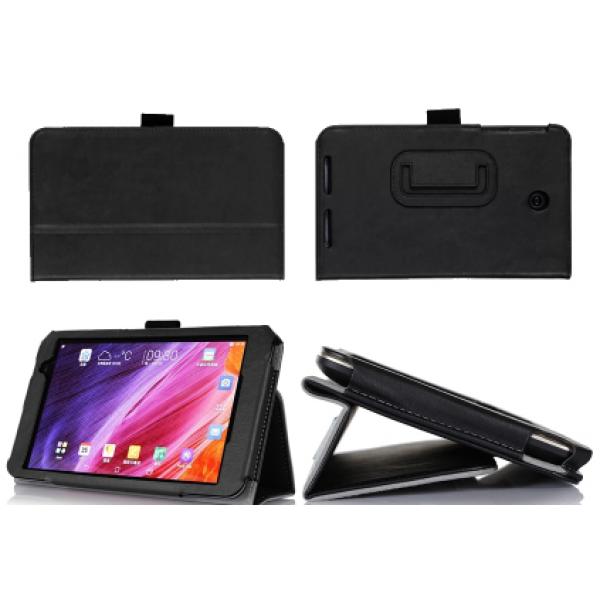 Чехол книжка для планшета Asus MeMO Pad 7 ME176C, ME176CX (Черный)