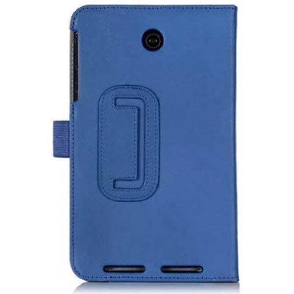 Чехол книжка для планшета Asus MeMO Pad 7 ME176C, ME176CX (Синий)