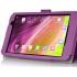 Чехол книжка для планшета Asus MeMO Pad 7 ME176C, ME176CX (Фиолетовый)