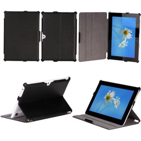 Чехол книжка Armor для планшета Asus MeMO Pad FHD 10 ME302KL, ME302C, Smart ME301T (Черный)