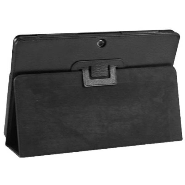 Чехол книжка для планшета Asus MeMO Pad FHD 10 ME302KL, ME302C, Smart ME301T (Черный)