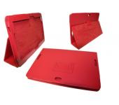 Чехол книжка для планшета Asus MeMO Pad FHD 10 ME302KL, ME302C, Smart ME301T (Красный)