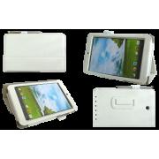 Чехол книжка для планшета Asus Fonepad 7 ME372CG, ME372CL (Белый)