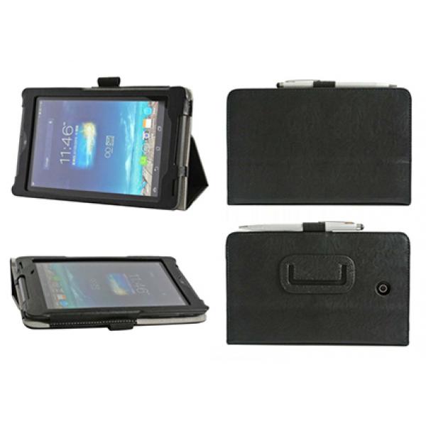 Чехол книжка для планшета Asus Fonepad 7 ME372CG, ME372CL (Черный)