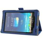 Чехол книжка для планшета Asus Fonepad 7 ME372CG, ME372CL (Синий)