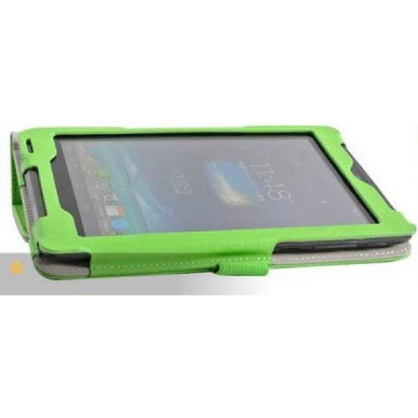 Чехол книжка для планшета Asus Fonepad 7 ME372CG, ME372CL (Зеленый)