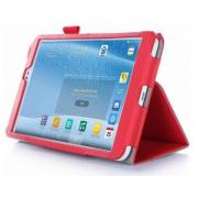 Чехол книжка для планшета Asus MeMO Pad 8 ME581CL (Малиновый)