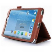 Чехол книжка для планшета Asus MeMO Pad 8 ME581CL (Коричневый)
