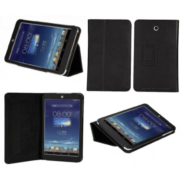 Чехол книжка для планшета Asus MeMO Pad 8 ME181C (Черный)