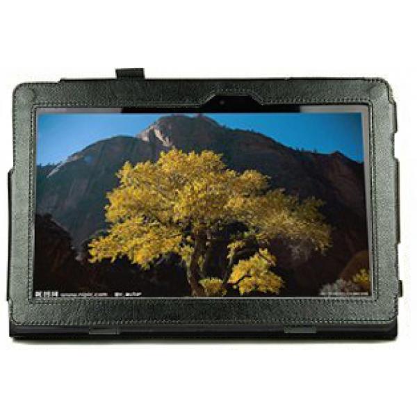 Чехол книжка для планшета Asus Transformer Book T100TA, T100 Chi (Черный)
