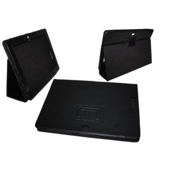 Чехол книжка для планшета Asus Pad Transformer TF101 (Черный)