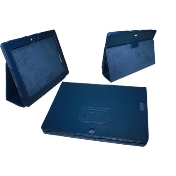 Чехол книжка для планшета Asus Transformer pad TF300,TF301 (Синий)