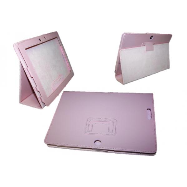 Чехол книжка для планшета Asus Transformer pad TF300,TF301 (Розовый)