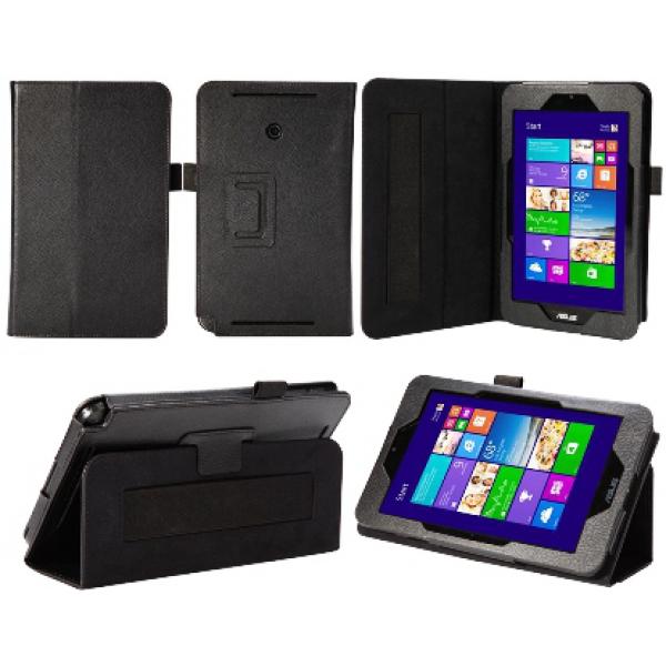 Чехол книжка для планшета Asus VivoTab TF810 (Черный)