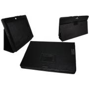 Чехол книжка для планшета Asus Transformer pad TF200, TF201, TF700, TF701 (Черный)