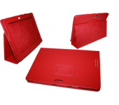 Чехол книжка для планшета Asus Transformer pad TF200, TF201, TF700, TF701 (Красный)