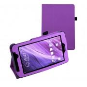Чехол книжка для планшета Asus MeMO Pad 7 ME170C, ME170CG (Фиолетовый)