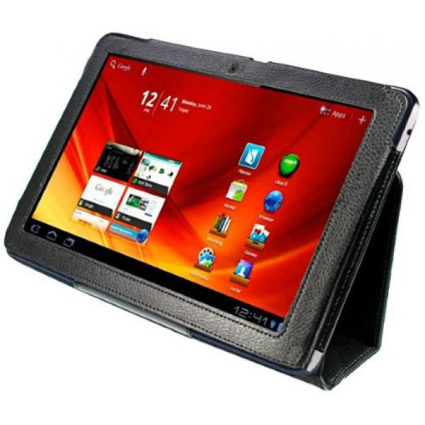 Чехол книжка для планшета Acer Iconia Tab A200, A201, A210, A211 (Черный)